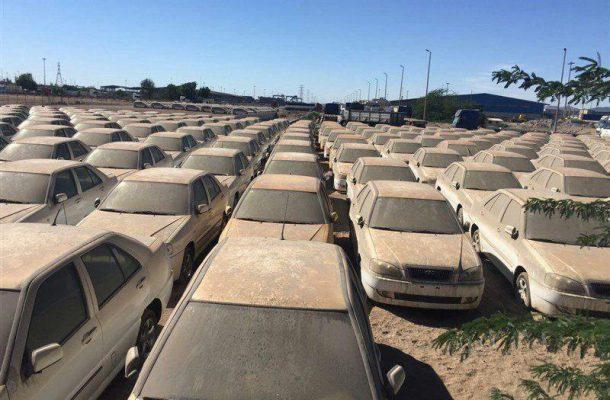 بررسی وضعیت خودروهای وارداتی که در گمرک متوقف شده است