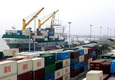 عبور صادرات غیرنفتی از مرز ۳۳ میلیون دلار